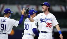 MLB/光芒扳平 道奇:仍有優勢