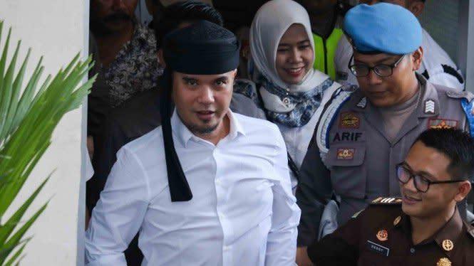 Ahmad Dhani Segera Bebas