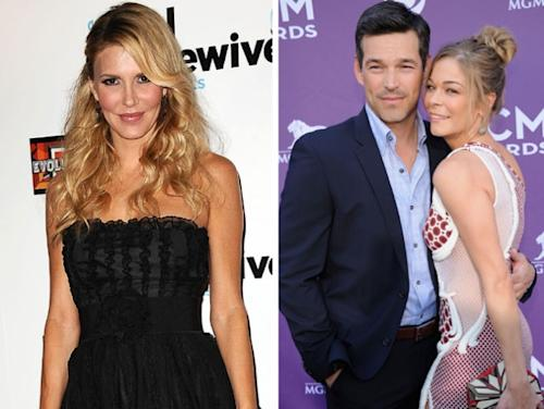 Brandi Glanville / Eddie Cibrian and LeAnn Rimes -- Getty Premium