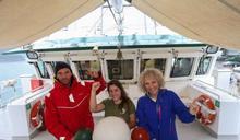 專訪綠色和平執行長》巴黎協定幕後推手、奮戰25年的環保鬥士珍妮佛・摩根