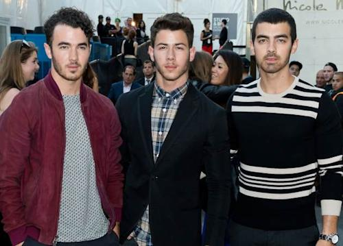 The Jonas Brothers -- Getty Images