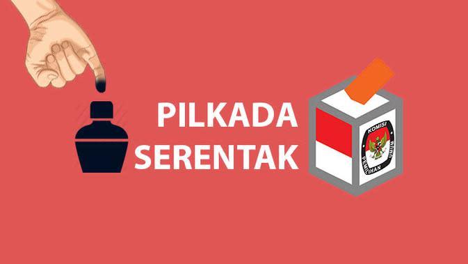 Bapaslon Pilkada Surabaya Eri-Armuji Nomor Urut 1 dan Machfud-Mujiaman 2