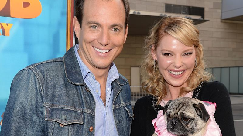 Katherine Heigl, 'The Nut Job' Premiere Show Off Animal Magnetism