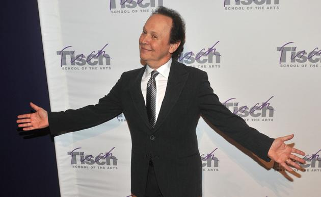 Billy Crystal Is Your 2012 Oscars Host