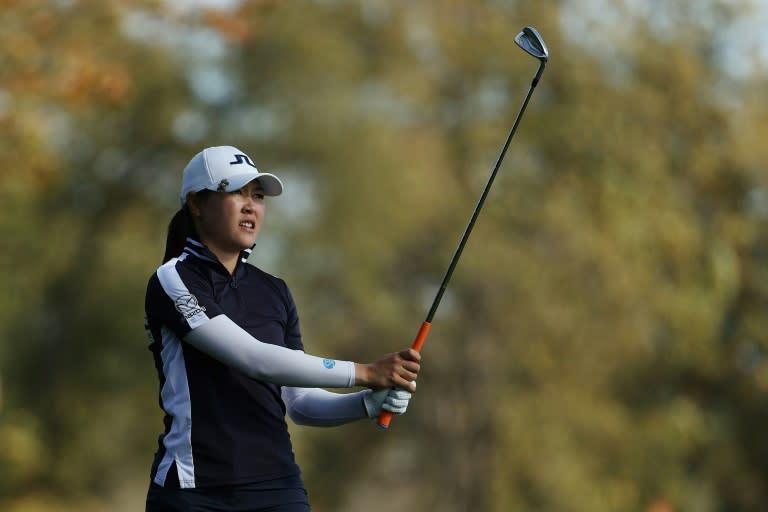 Malaysia's Tan matches Lincicome for Women's PGA Championship lead