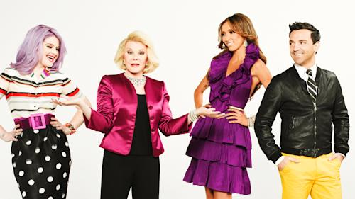 'Fashion Police' Producers To Be Picketed By WGA West