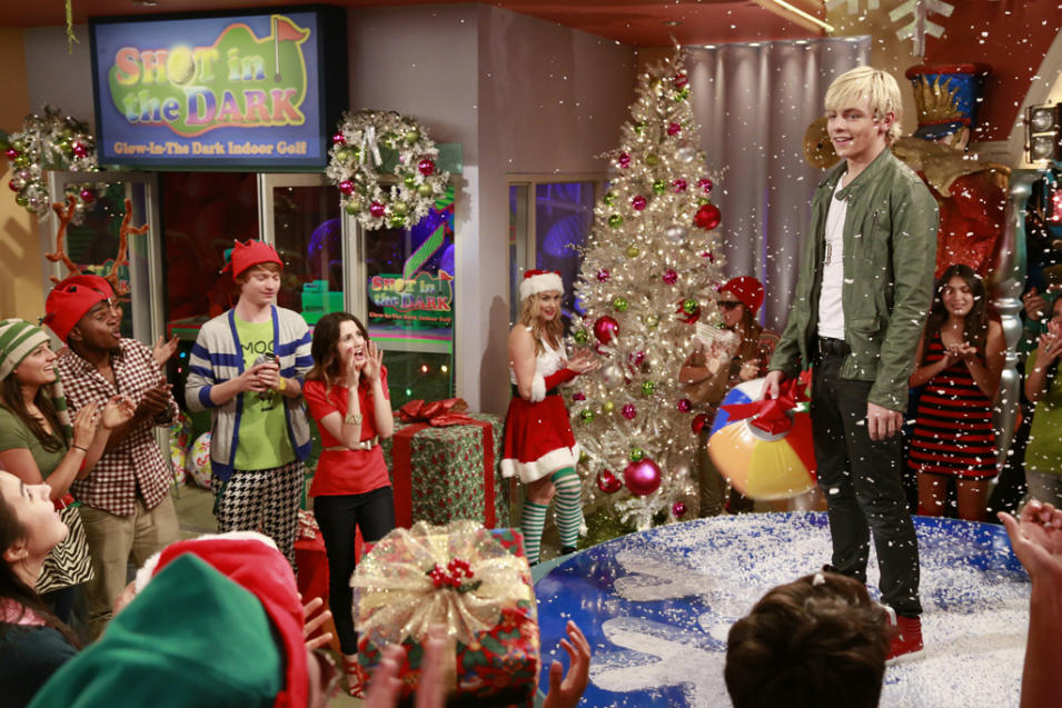 """Austin & Ally"" -- ""Austin & JESSIE & Ally All Star New Year"""