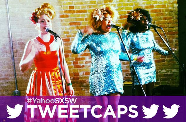 SXSW '13 Tweetcap: Saturday Bring the Dazzling Paloma Faith, Vintage Trouble Amazes, and More!