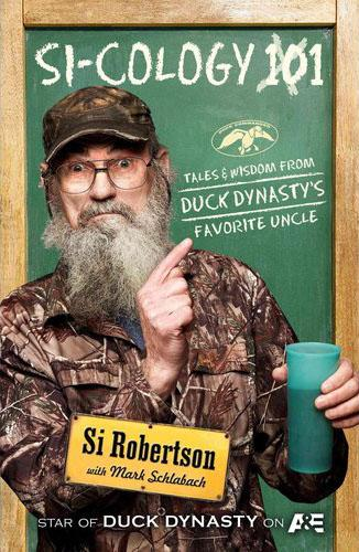 """Duck Dynasty"" Merchandise: ""Si-Cology 101"" Book"