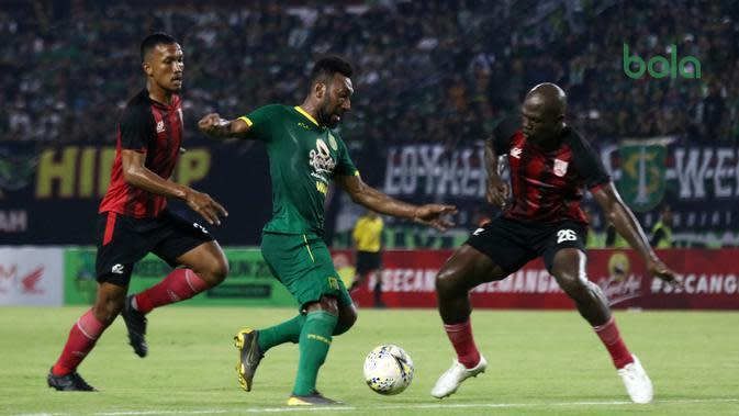 Persebaya Berharap Bertemu Persis di Liga 1 2021