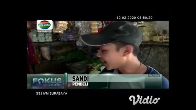 VIDEO: Harga Bawang Putih Melonjak di Jombang