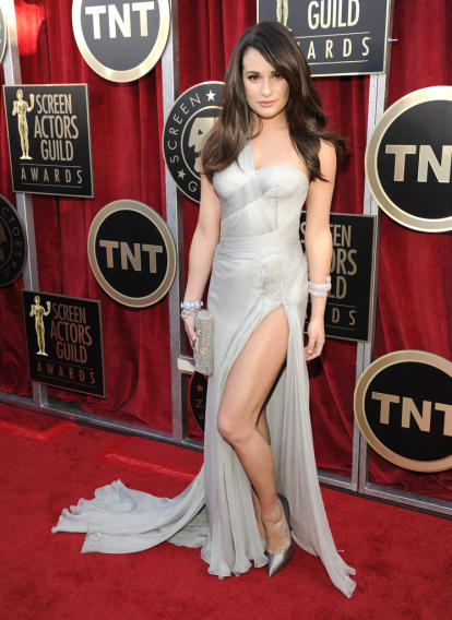 TNT/TBS Broadcasts The 18th Annual Screen Actors Guild Awards - Red Carpet