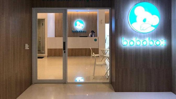 Hotel kapsul Bobobox. (dok. Bobobox)