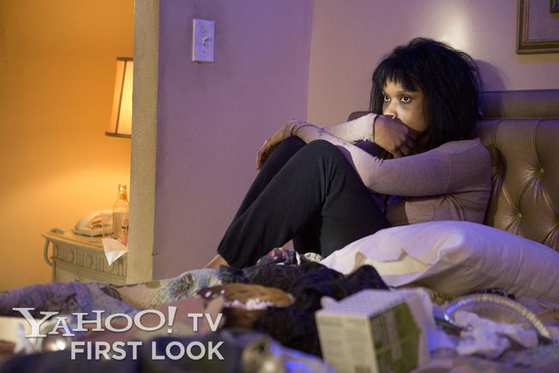 Exclusive First Look: Jennifer Hudson Tackles Mental Illness in 'Call Me Crazy' [Photos]