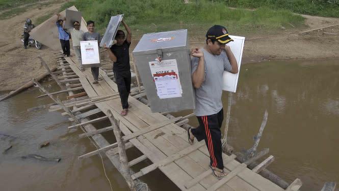 Pilkada 2020, Polri: 270 Daerah Punya Potensi Kerawanan Berbeda