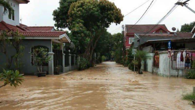 Banjir Bandang, 29 Rumah di Sulawesi Utara Hanyut
