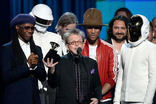 5 Random Access Memories of Daft Punk Collaborator Paul Williams