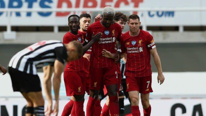 Gila, Liverpool Bakal Lepas 8 Pemain