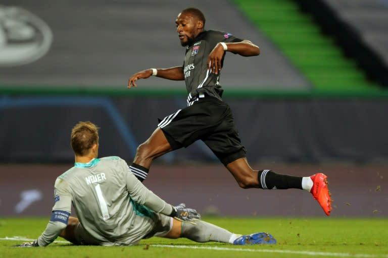 Bayern 'not unbeatable' says Lyon's Toko Ekambi