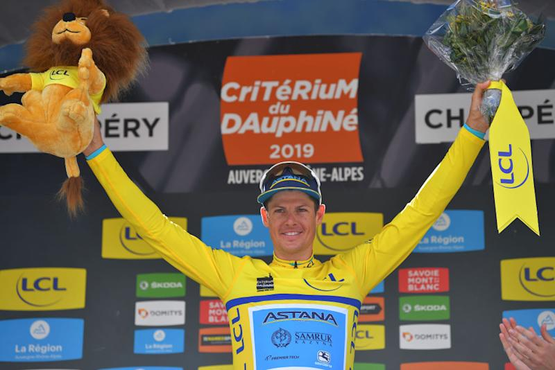 Jakob Fuglsang (Astana) wins 2019 Criterium du Dauphine