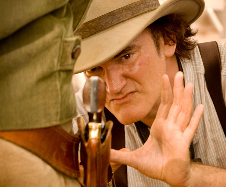 "Quentin Tarantino ""Django Unchained"""