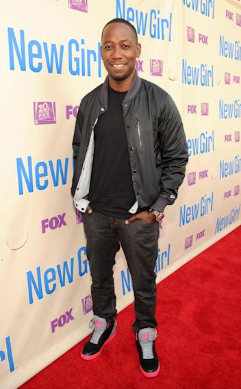 """New Girl"" screening and Q&A at the Academy of Television Arts & Sciences - Lamorne Morris"