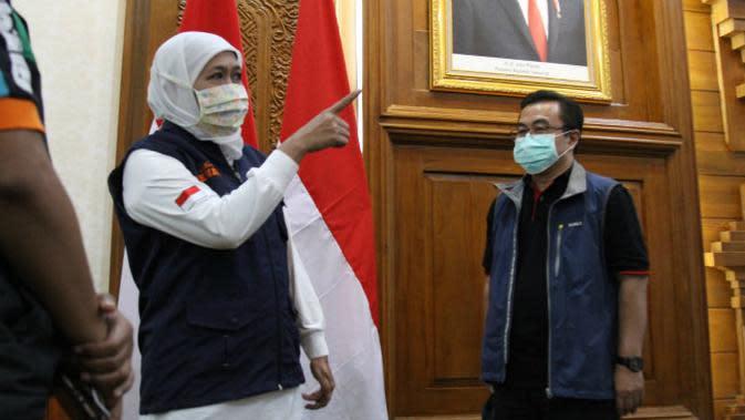 Update Corona COVID-19 di Jawa Timur pada 13 Mei 2020