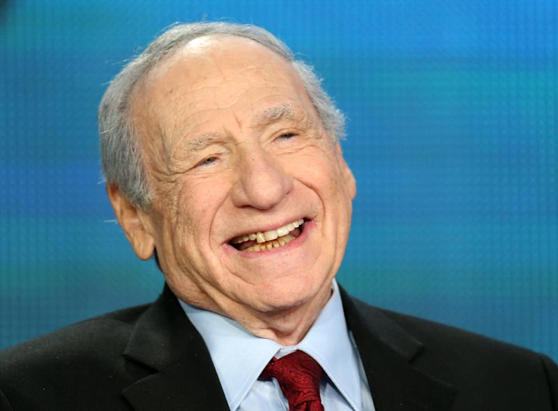 Mel Brooks To Receive AFI Lifetime Award