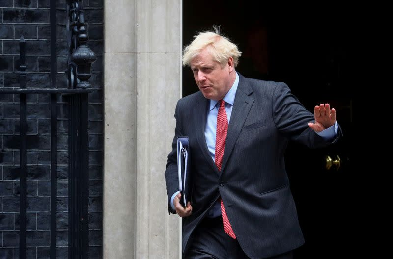 UK pledges £340 million for WHO, calls for end to 'ugly rifts'