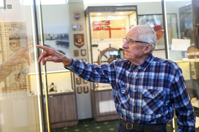 Australian anti-aircraft gunner recounts WW2 bombing of Darwin