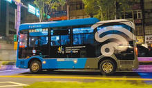 自動駕駛巴士9月30日上路 台北101至景福門夜間預約免費搭