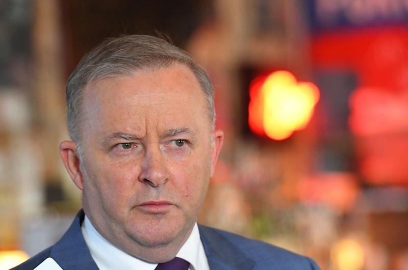 Anthony Albanese will run for the Labor leadership reportedly against Chris Bowen.