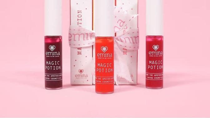 ilustrasi lip tint emina cosmetics/eminacosmetics.com