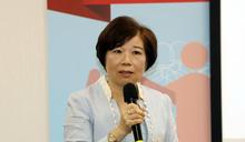 台灣癌症基金會副執行長蔡麗娟專題演講 (圖)