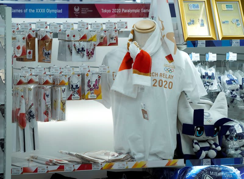 """Survey finds 77% of Japanese think Olympics """"cannot be held"""" next year"""