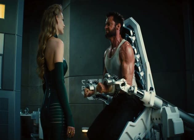 'The Wolverine' − Hugh Jackman Sees More Of Jean Grey & The Silver Samurai In New Trailer