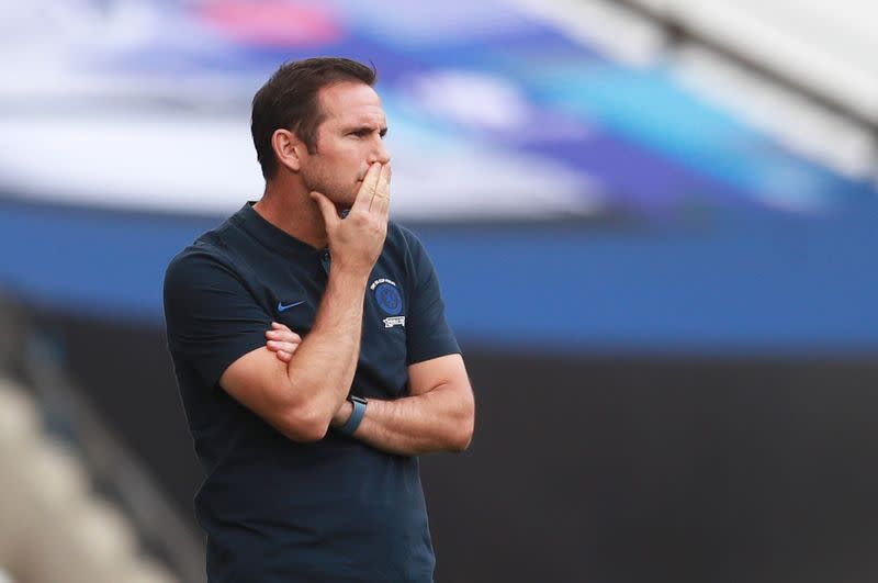 Premier League start date too early for Chelsea, Lampard says