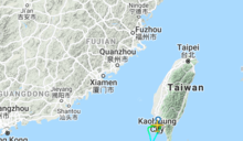 立榮東沙包機被要求折返 嚴德發:當時附近並無中共軍演行動