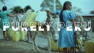 純淨秘魯:乾淨水資源的夢想