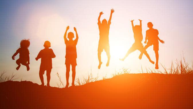 Kata singkat penuh makna untuk mencari kebahagiaan (iStock)