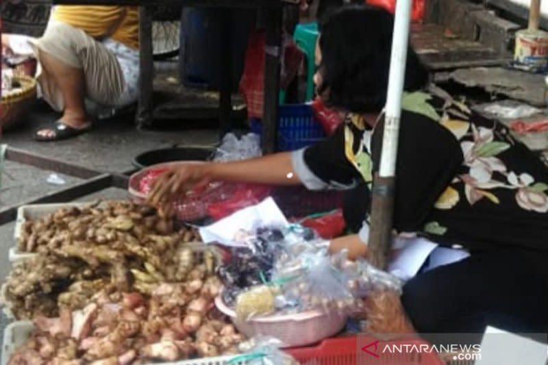 Dampak COVID-19, harga jahe di Jakarta tembus Rp80.000/kg