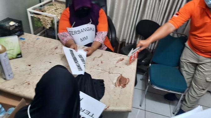Polisi Buru Otak Pembuat Situs Klinik Aborsi Ilegal di Jakpus