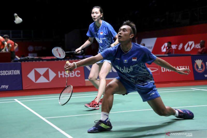 Indonesia Masters 2020, Hafiz/Gloria dihadang unggulan pertama