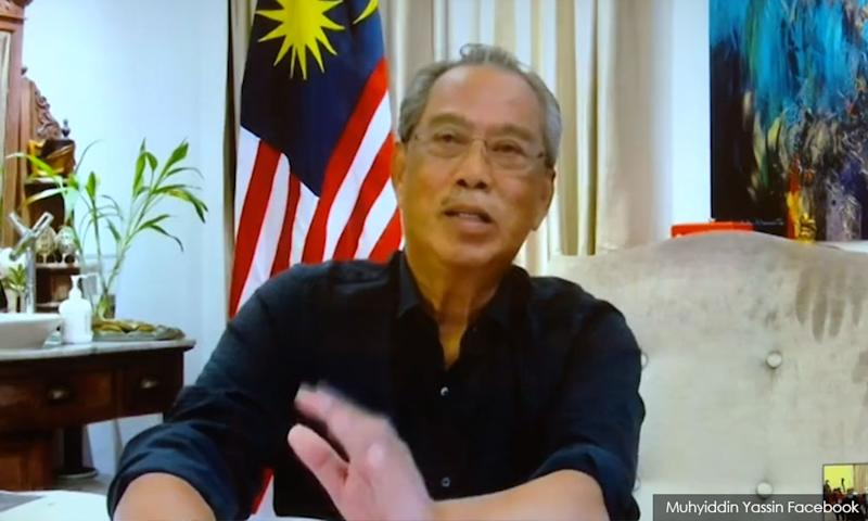 Open season on Muhyiddin, and other news you may have missed