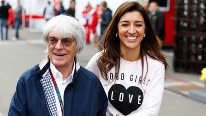 Tua-tua Keladi, Mantan Bos F1 Punya Anak Lagi di Usia 89 Tahun