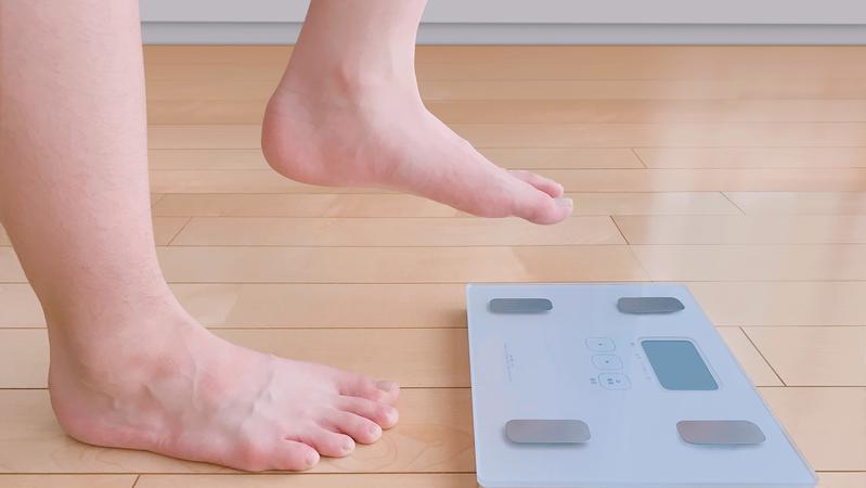三級警戒以來,你的體重有何變化?