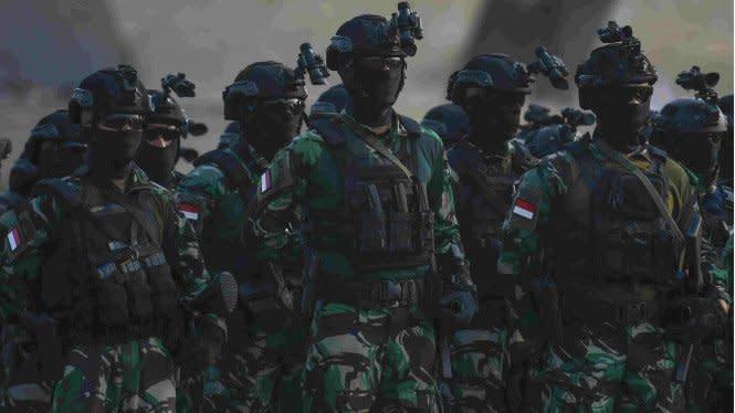 Muhammadiyah Tolak Pelibatan TNI Atasi Kasus Terorisme