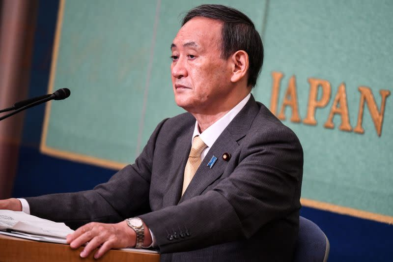 Japan next premier's hometown: demographic challenges by the numbers