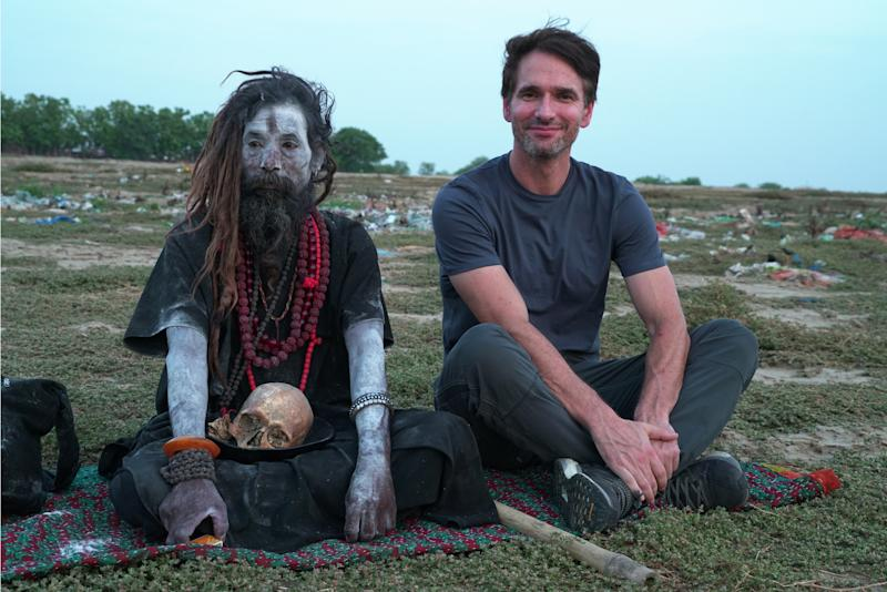 Todd Sampson's Body Hack gave a cannibal Aussie TV First