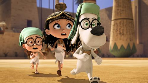 Box Office: 'Mr. Peabody and Sherman' Bites Into Top Spot, 'Need for Speed' in Third